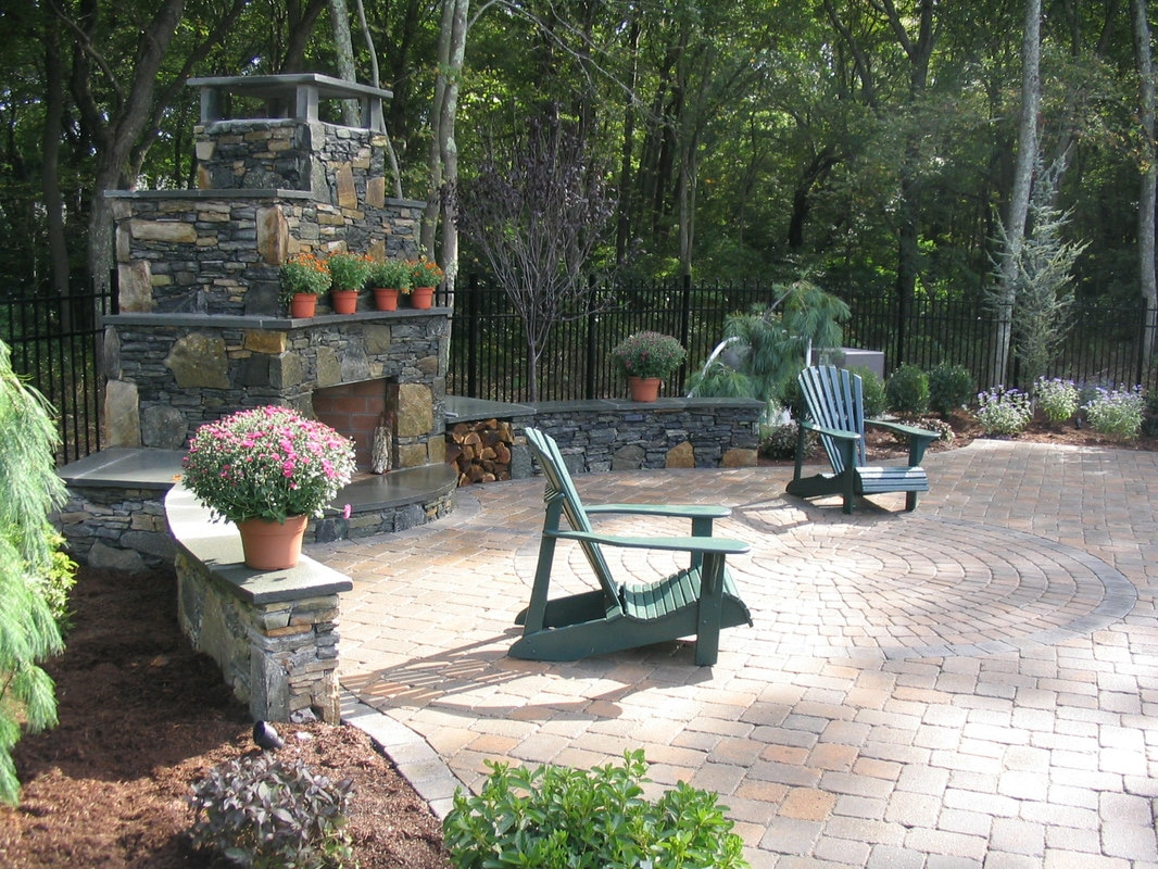 outdoor kitchens fire pits and fireplaces r c masonry inc